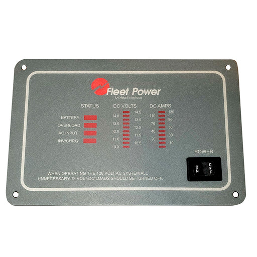 Xantrex Freedom Inverter-Charger Remote Control - 24V [82-0108-03] Xantrex 647912101755 Payson Marine