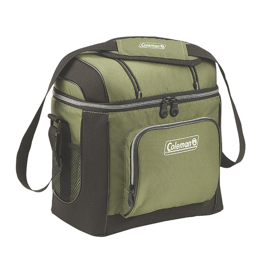 Coleman 16 Can Cooler - Green [3000001314] Coleman 076501084221 Payson Marine