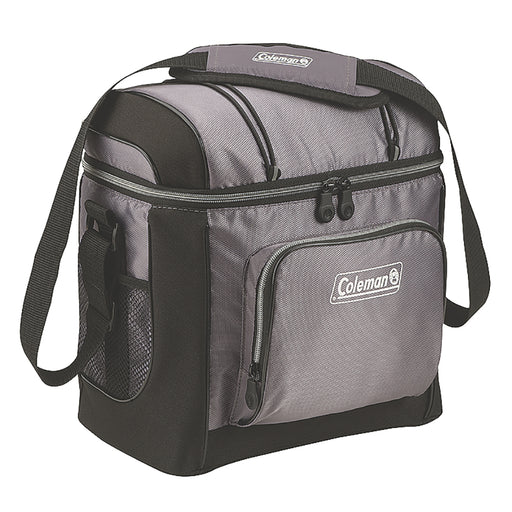 Coleman 16 Can Cooler - Gray [3000001312] Coleman 076501084245 Payson Marine