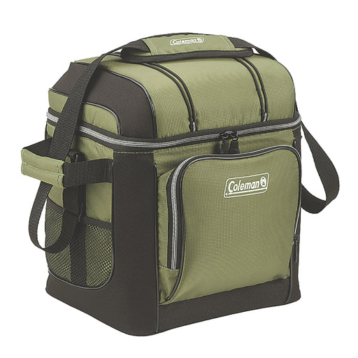 Coleman 30 Can Cooler - Green [3000001310] Coleman 076501084269 Payson Marine