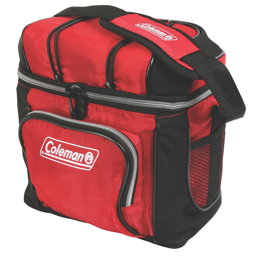 Coleman 9 Can Cooler - Red [3000001307] Coleman 076501084177 Payson Marine