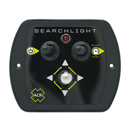 ACR Dash Mount Point Pad f-RCL-95 Searchlight [9637]