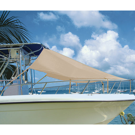 "Taylor Made T-Top Bow Shade 7L x 102""W - Sand [12005OS]"