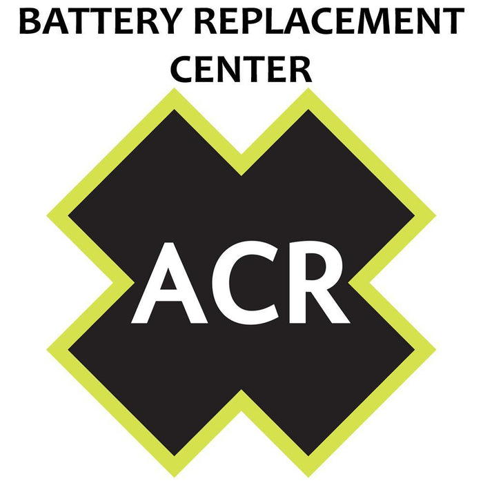 ACR FBRS 2842 Battery Replacement Service - Globalfix iPRO [2842.91] ACR Electronics Payson Marine