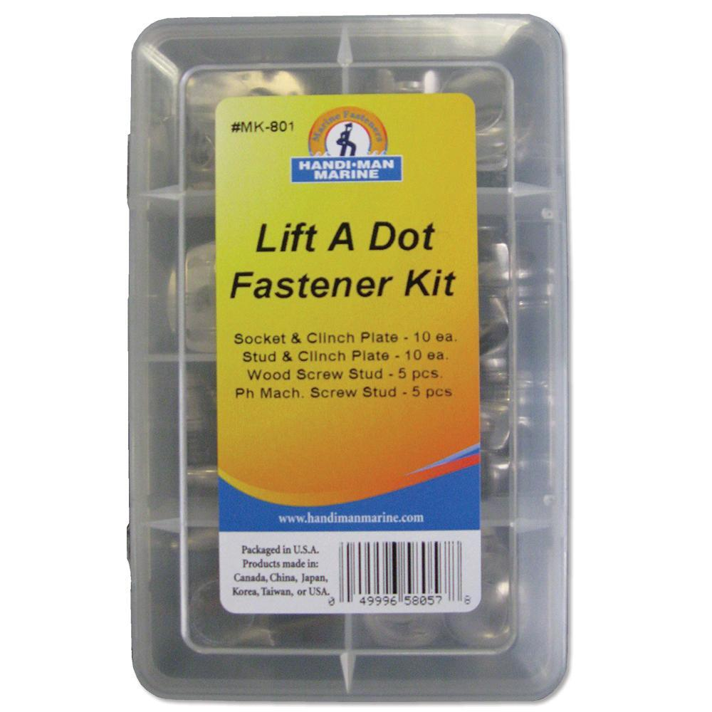 Handi-Man Lift A Dot Canvas Kit [MK-801] Handi-Man Marine 049996580578 Payson Marine