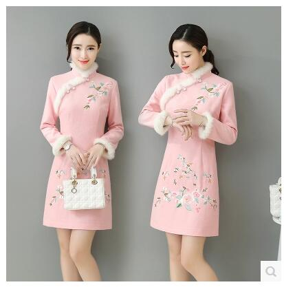 New Fashion Modern Traditional Dress
