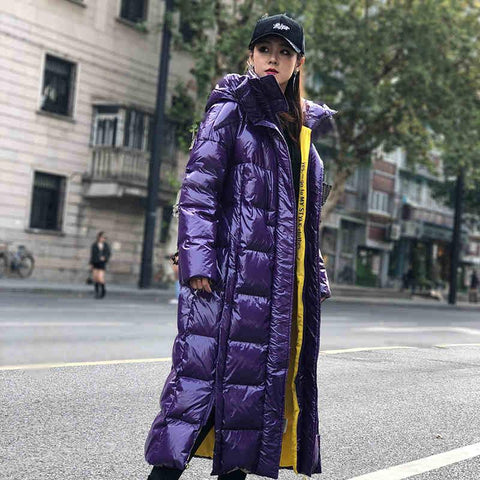 Winter Fashion Women Down Cotton Jacket