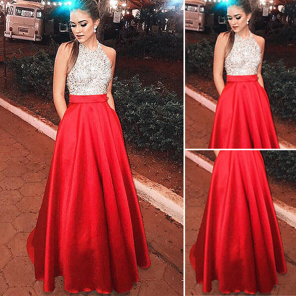 Long Elegant  Prom Bridesmaid Wedding Slim Dress