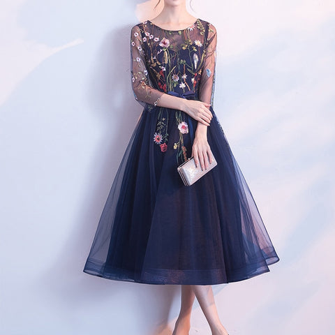New Women Dinner Evening Party Dress