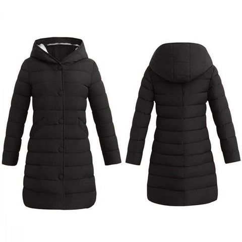 Winter Warm Parkas Women Down Jacket