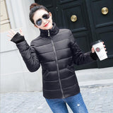 New Parka Women Winter Jacket