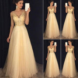 Women Formal Wedding  Party   Dress
