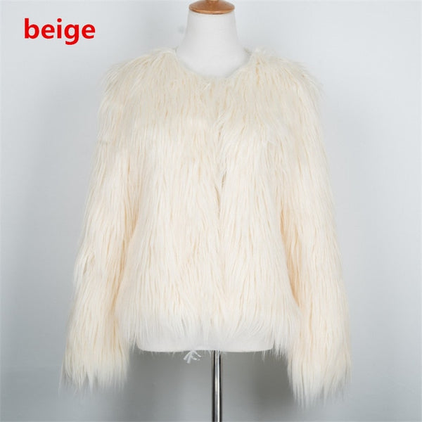 Autumn Winter Women Long Sleeve Female Outerwear
