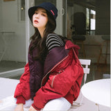 New Style Two Side Winter Women Jackets