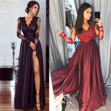 Casual Bandage Evening Club Party Maxi Dresses