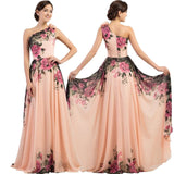 Bridesmaid Long Party Prom fashion Dress