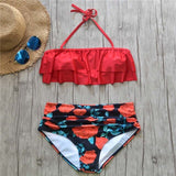 Women Beach Wear Push Up Bikini Set
