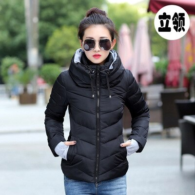 Outerwear solid hooded Coats