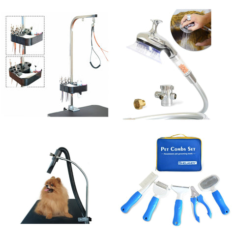 Dog Grooming Accessories