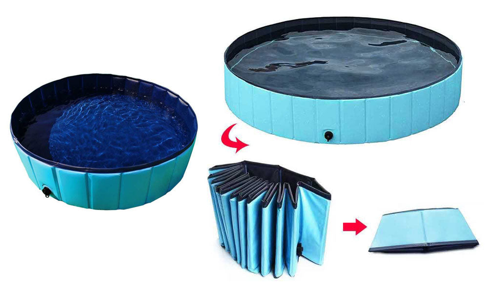 Gravitis Pet Supplies Dog Paddling Pool