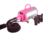 Professional Dog Grooming Single-Motor Blaster Dryer with Stand