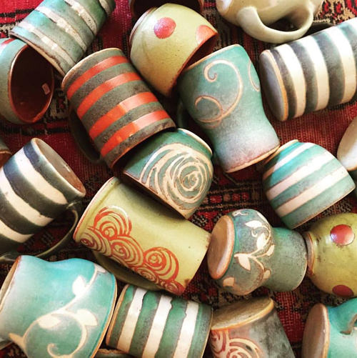 Featured Potter: Julie Covington