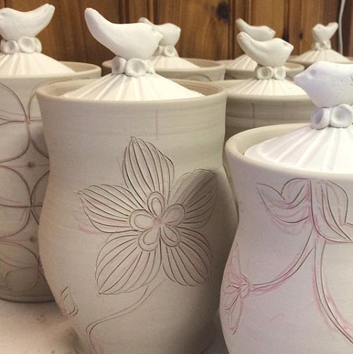 Featured Potter: Julie Wiggins