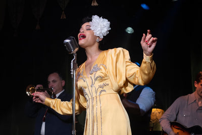Vintage Inspiration from the Timeless Billie Holiday
