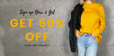 get 50% off on my forder
