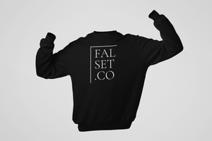 FAL-SET-CO UNISEX CREWNECK