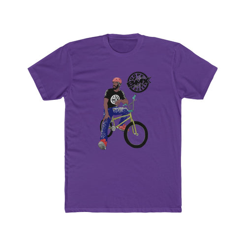 Dope BMX Men's Cotton Crew Tee