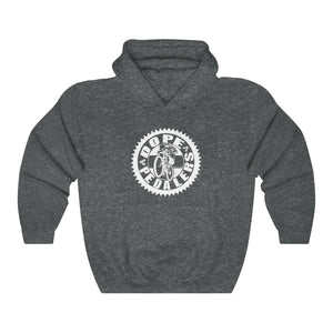 Dope Pedalers Logo Unisex Heavy Blend™ Hooded Sweatshirt
