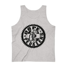 Load image into Gallery viewer, Dope Pedalers Logo Men's Ultra Cotton Tank Top