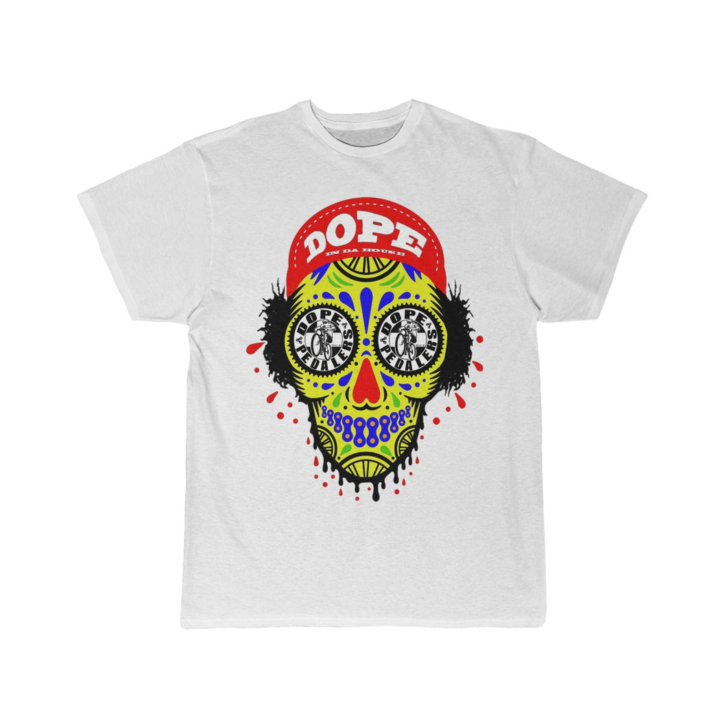 BIG MAN DP SKULL Men's Short Sleeve Tee