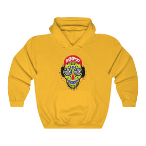 Dope Skull Unisex Heavy Blend™ Hooded Sweatshirt