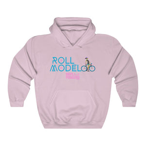 ROLL MODEL Unisex Heavy Blend™ Hooded Sweatshirt