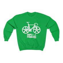 Load image into Gallery viewer, BIKE DP Unisex Heavy Blend™ Crewneck Sweatshirt
