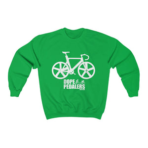 BIKE DP Unisex Heavy Blend™ Crewneck Sweatshirt