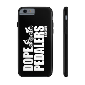Dope Pedalers Case Mate Tough Phone Cases
