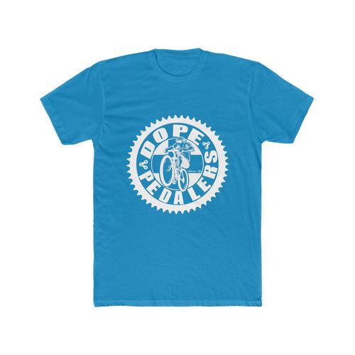 Dope Logo Men's Cotton Crew Tee