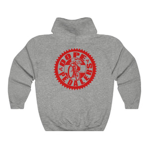 Power To The People Unisex Heavy Blend™ Hooded Sweatshirt