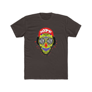 Dope Skull Tee Men's Cotton Crew Tee