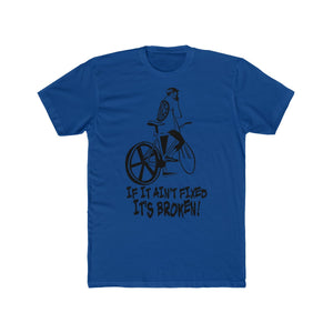 DP FIXIE CREW Men's Cotton Crew Tee
