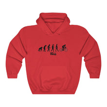 Load image into Gallery viewer, Dope Pedalers Evolution Unisex Heavy Blend™ Hooded Sweatshirt