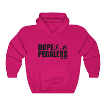 Load image into Gallery viewer, Dope Pedalers Bike Club Unisex Heavy Blend™ Hooded Sweatshirt