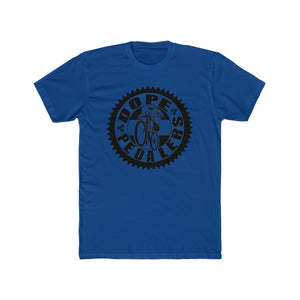Dope Pedalers Logo Men's Cotton Crew Tee