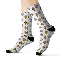 Load image into Gallery viewer, Mask x Logo Sublimation Socks