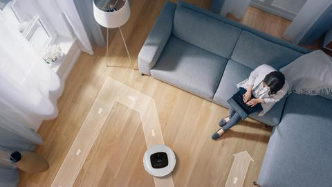 Flexyrobot : Aspirateur cleaner intelligent