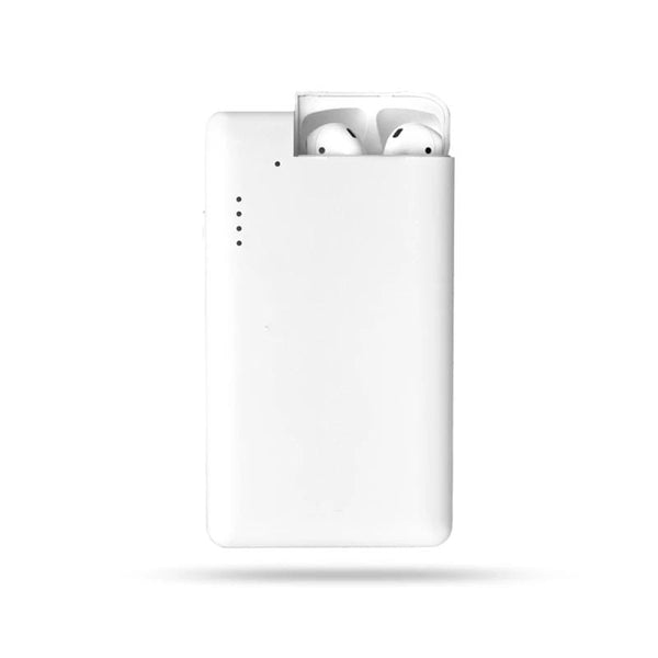 AvenueDuBuzz powairpods PowAirPods™ : Powerbank Iphone & AirPods 2 en 1