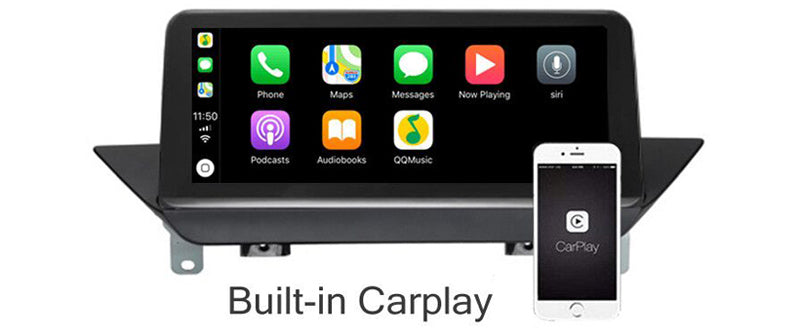 90% of our OEM Android BMW Navigation GPS Built-in Apple Carplay